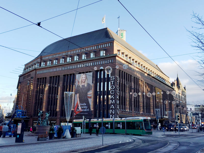 Finland's Stockmann considers selling its lucrative fashion chain Lind