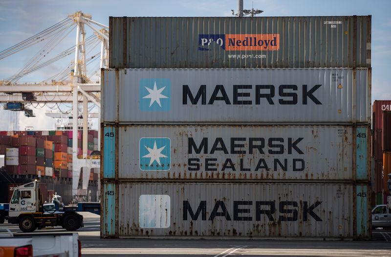Maersk lifts 2019 profit forecast; shares rise By Reuters