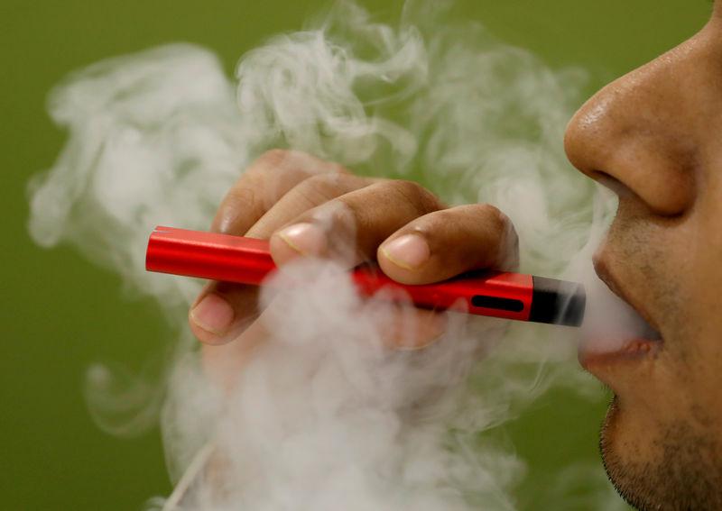 Judge will not immediately halt Massachusetts' 'unlawful' vaping ban B
