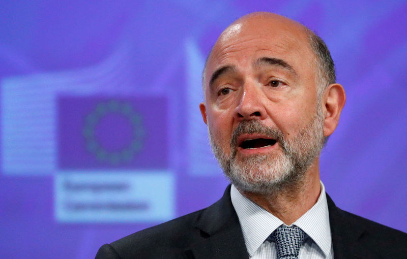 EU seeks clarification over France, Italy budgets By Reuters