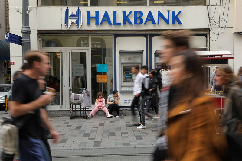 Turkey's Halkbank could face fine for failing to appear in U.S. court: