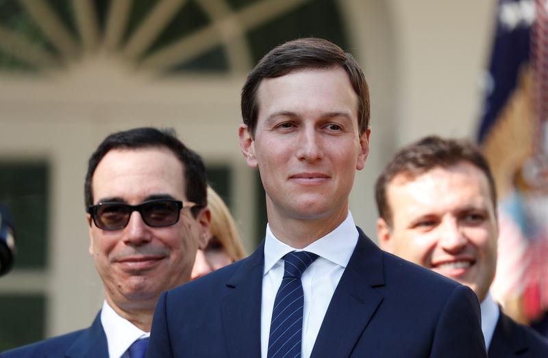 Five U.S. officials including Kushner, Mnuchin to attend Saudi financi