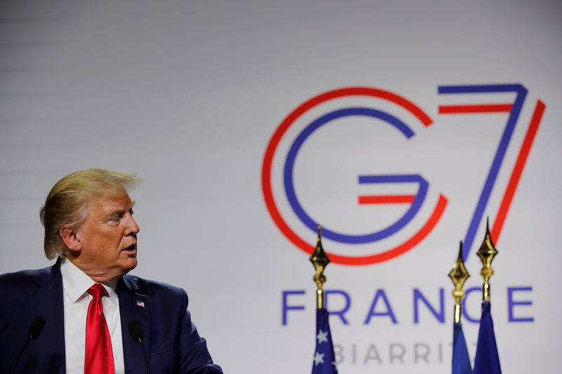 Exclusive: Trump's G7 and trade adviser Kelly Ann Shaw to leave White