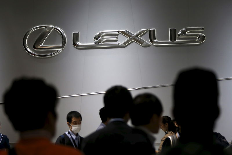 Toyota's luxury Lexus brand plans battery EV launch in 2020 By Reuters