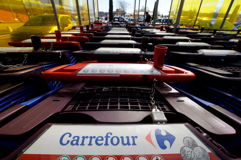 Weak third-quarter French hypermarkets performance weighs on Carrefour