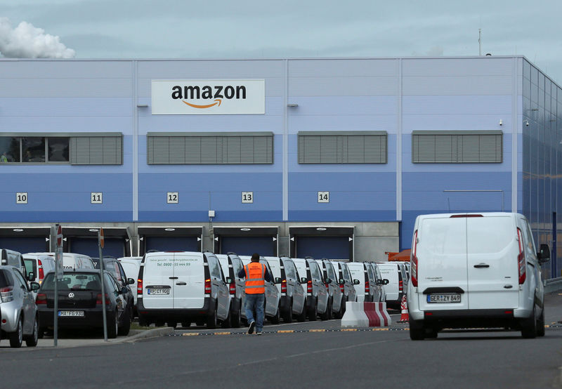 How will Amazon deliver in its second biggest market? By Reuters