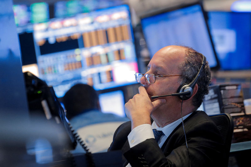 Wall Street opens mixed as Boeing offsets weak earnings reports By Reu