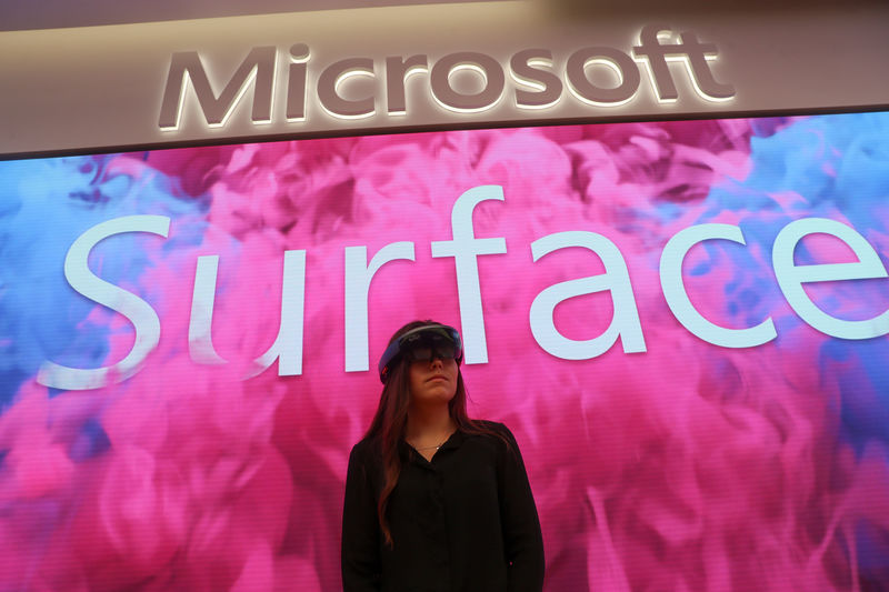 Slower growth in Microsoft cloud business casts shadow over results By