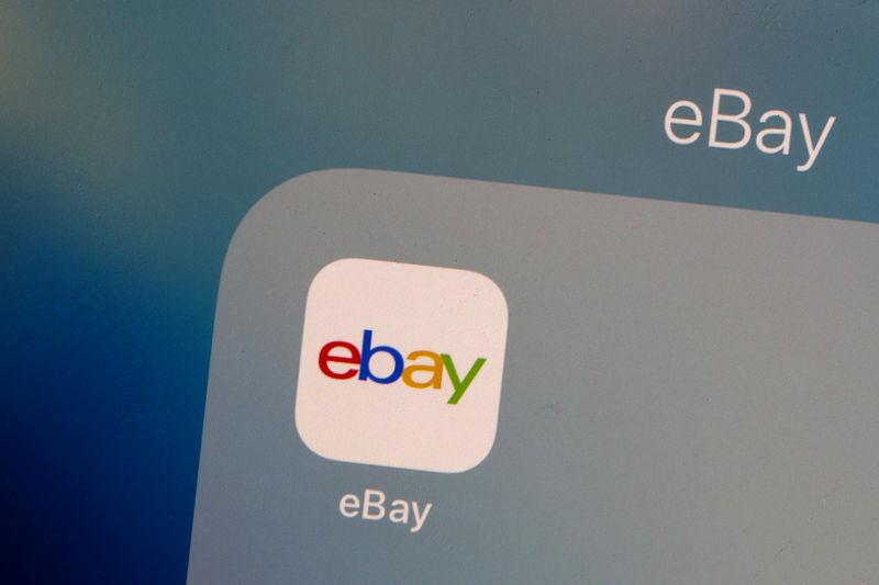 EBay forecasts holiday-quarter revenue below estimates, shares fall 3%