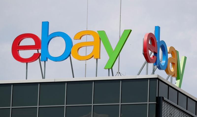 EBay forecasts fourth-quarter revenue below estimates By Reuters