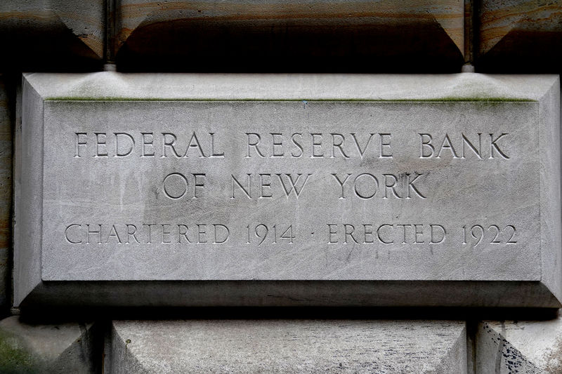 New York Fed offers to inject more liquidity into the banking system