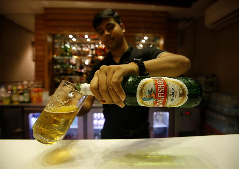 Exclusive: India probe finds AB InBev, Carlsberg, United Breweries col