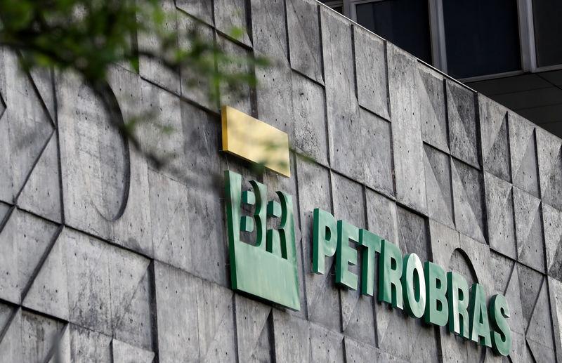 © Reuters. Edifício-sede da Petrobras no centro do Rio de Janeiro
