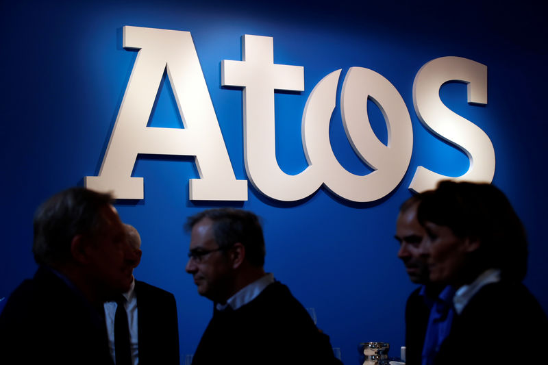 France's Atos to sell part of minority stake in payments company World