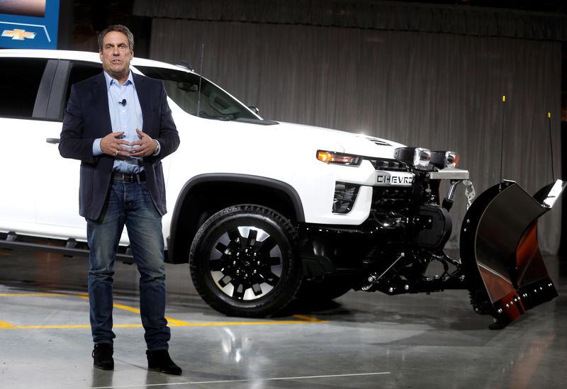 GM President Mark Reuss takes on additional responsibilities