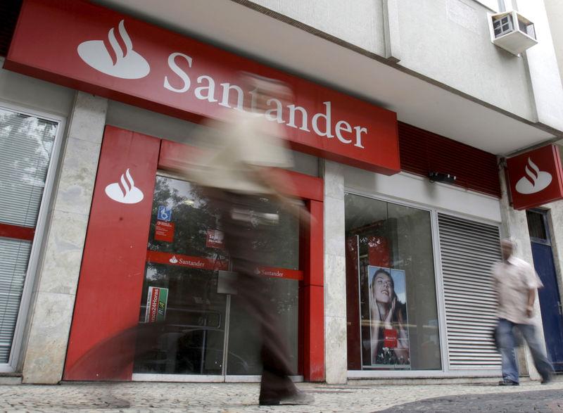 Santander chairman buys 3.61 million euros of bank shares as price falls