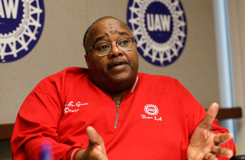 Acting UAW head to examine 'every inch' of union in scandal's wake