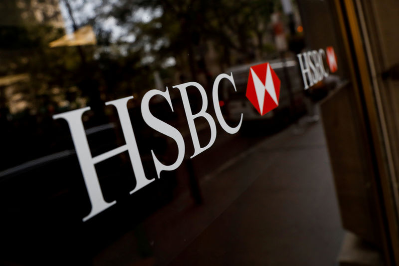 HSBC warned by British regulator over weak fraud and staff controls By