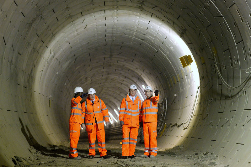 London's Crossrail could cost an extra £650 million, delayed again By