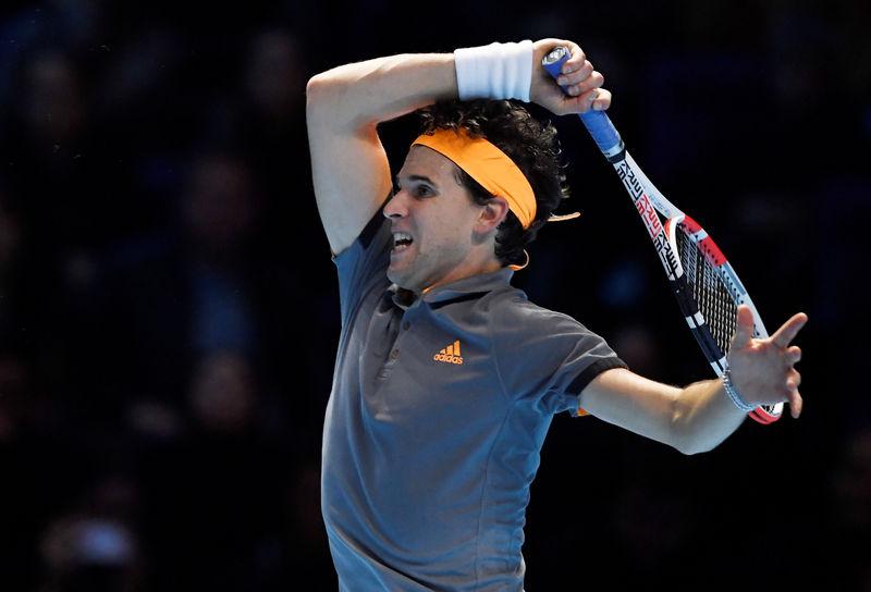 © Reuters. ATP Finals