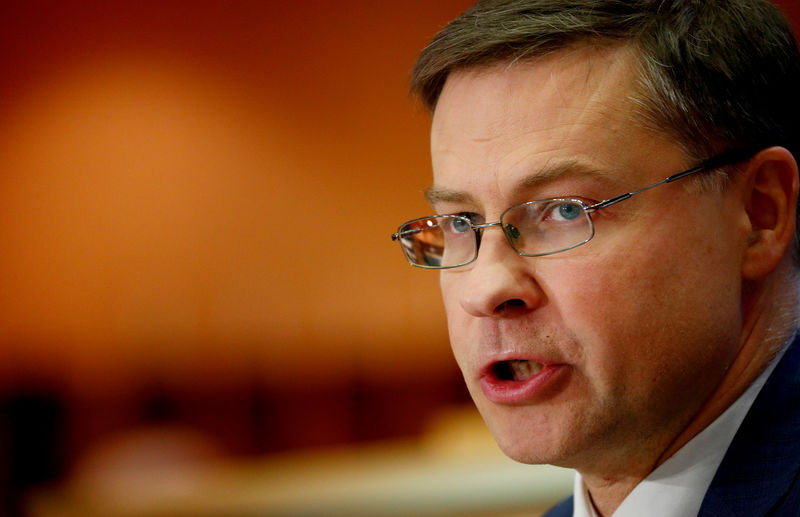 BACA EU Commission to propose bank capital reform by June: Dombrovskis By Reuters