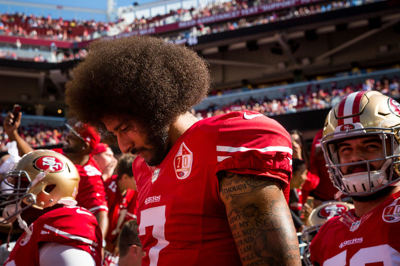 NFL notebook: All 32 teams invited to Kaepernick workout By Reuters