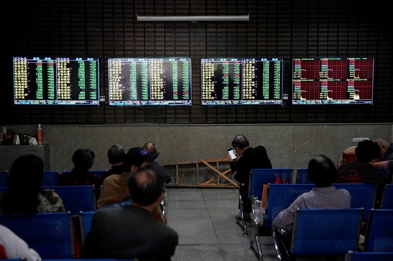 Asian shares rise, but gains capped by weak sentiment