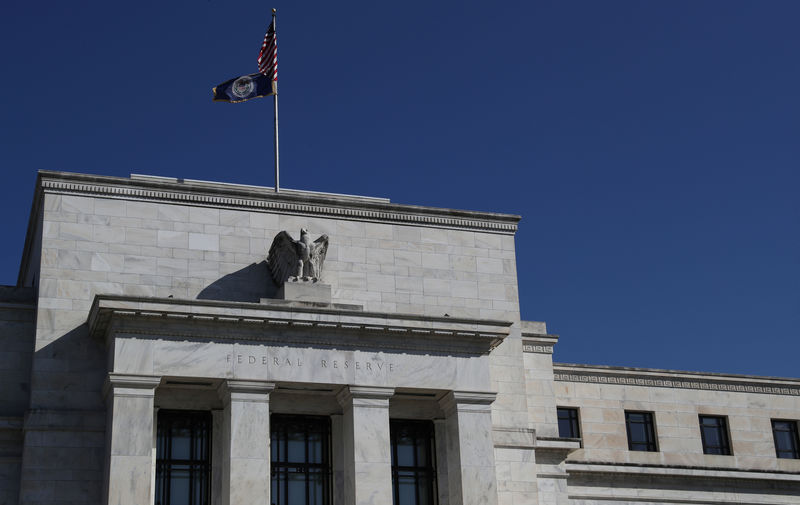 Fed says U.S. financial system resilient; flags low rates, 'stablecoin
