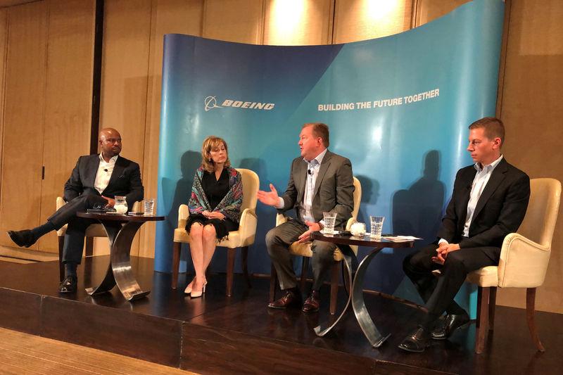 Boeing says timing of 737 MAX return in hands of regulators
