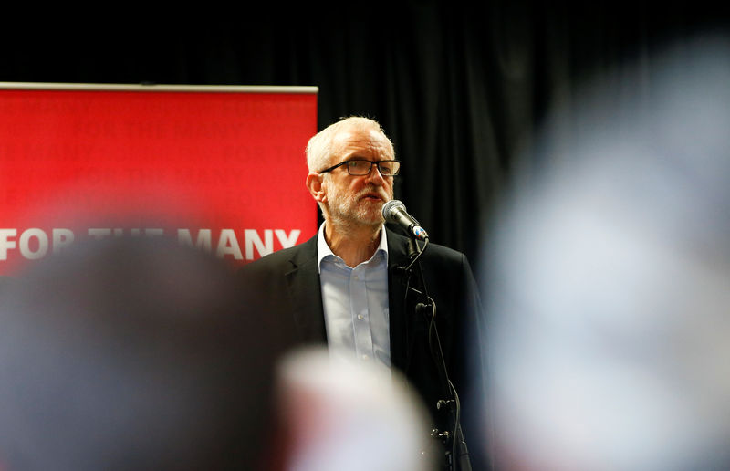 Corbyn - We will not do coalition deal after Dec. 12 election By Reute