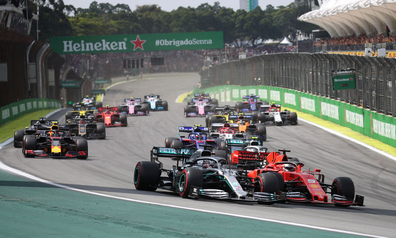 Formula One yet to settle on future Brazilian GP location By Reuters