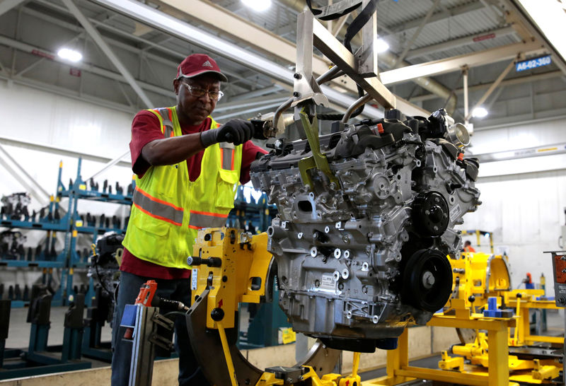 Parts with passports: how free trade drives GM's engines By Reuters