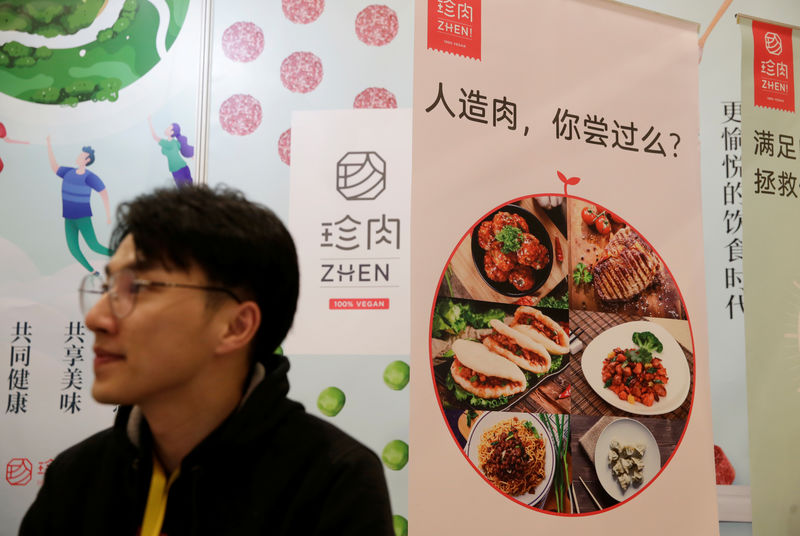 Beyond Meat vs Zhenmeat: The battle for China's meatless market