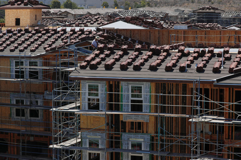 Lower mortgage rates boost U.S. housing starts, building permits By Re