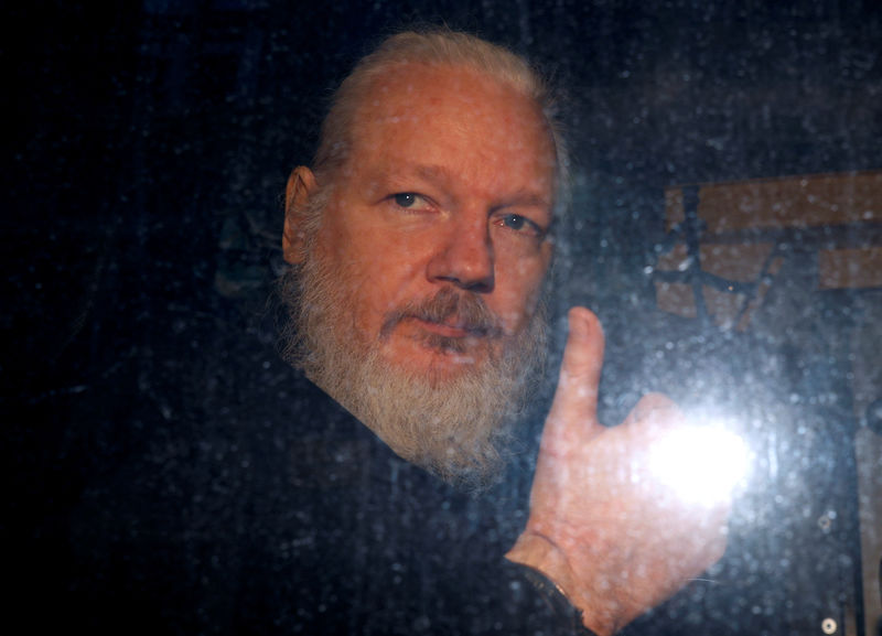 Sweden drops Assange rape investigation after nearly 10 years By Reute