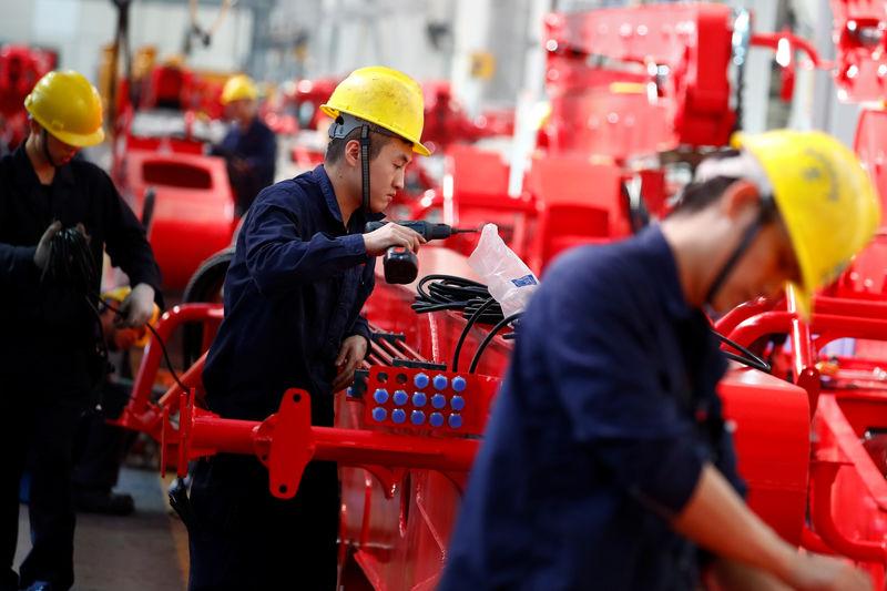 China sets up $21 billion fund to upgrade manufacturing - Shanghai Sec