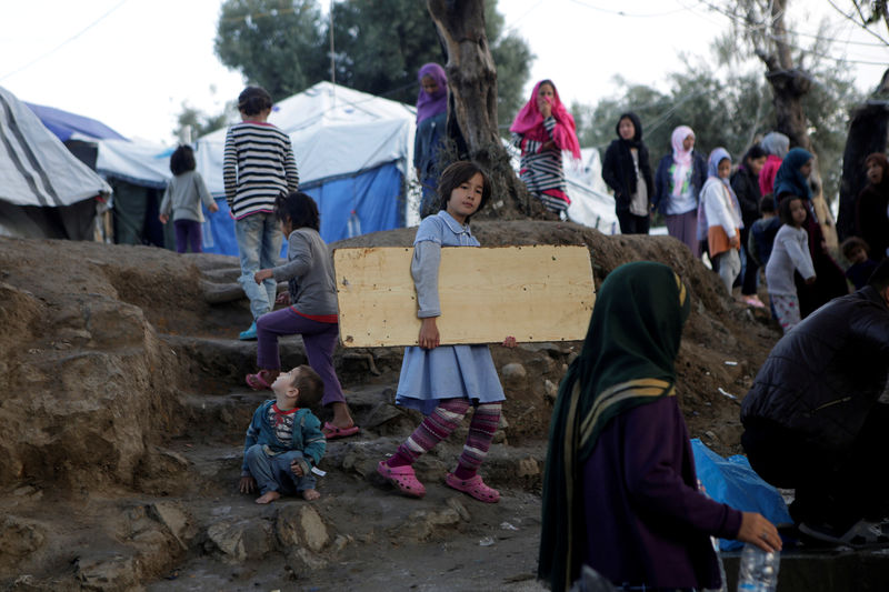 Struggling with influx, Greece gets tough with asylum seekers By Reute