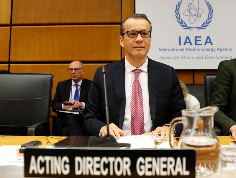U.N. nuclear watchdog calls on Iran to clear up origin of uranium trac
