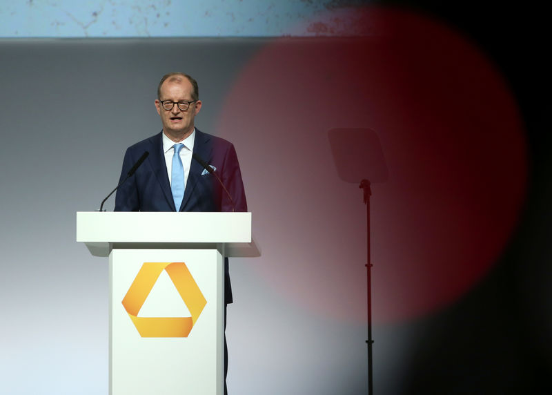 Commerzbank CEO calls on EU to stick to principles in face of U.S. policy