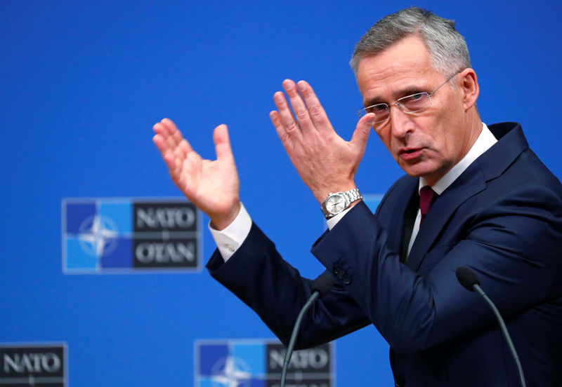 NATO moves towards spending goal sought by Trump, Spain lags By Reuter