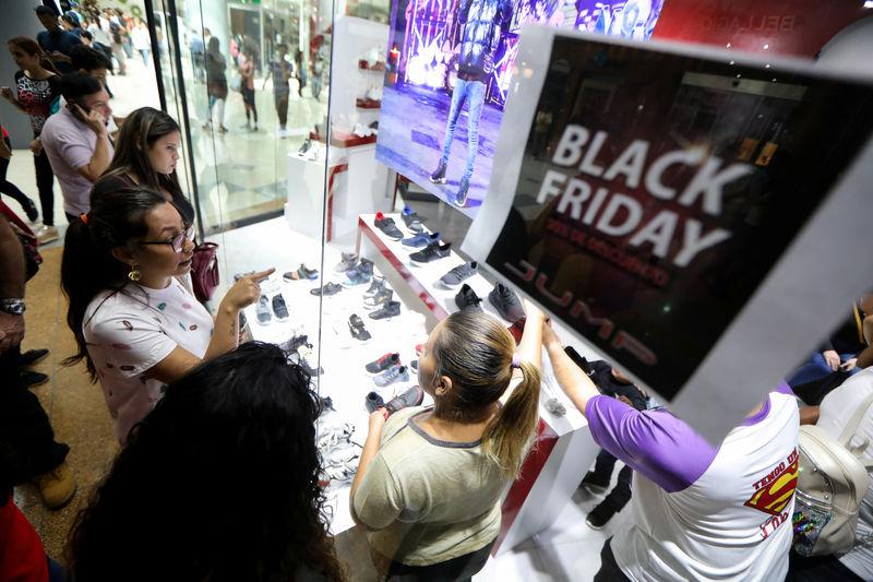 Black Friday comes to Venezuela as socialist government loosens contro