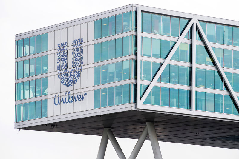UNVR Unilever names Braams as new marketing head in expanded role By Reuters