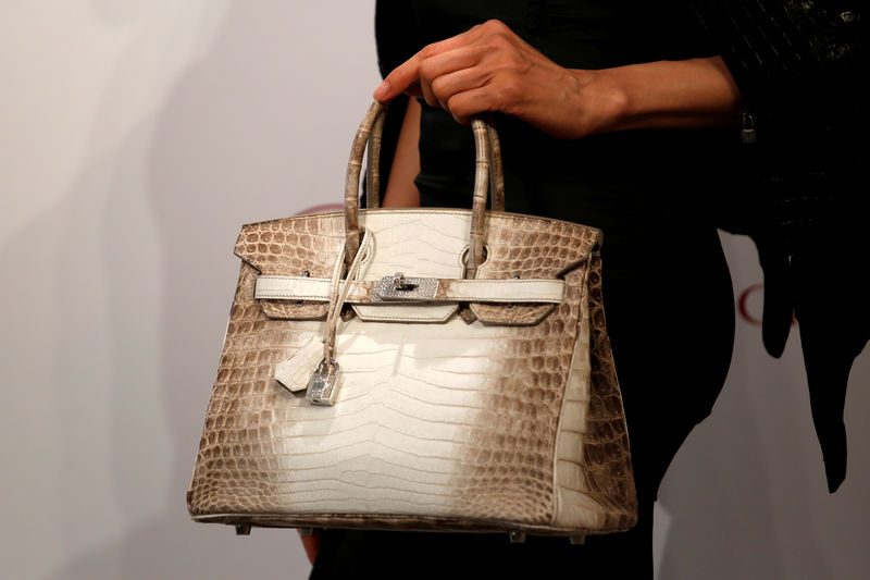 The FAANGs of Europe: U.S. tariffs won't harm appeal of French luxury firms