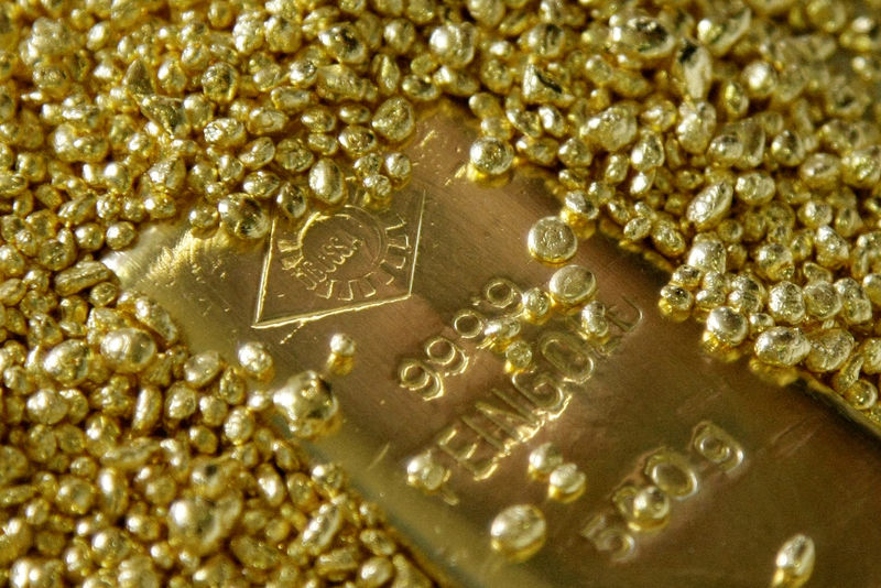 Gold miners flash the cash in biggest deal binge in a decade