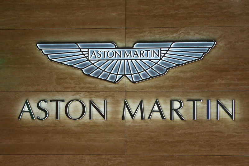 Aston Martin CEO says shareholders in it for the long-term, not solici