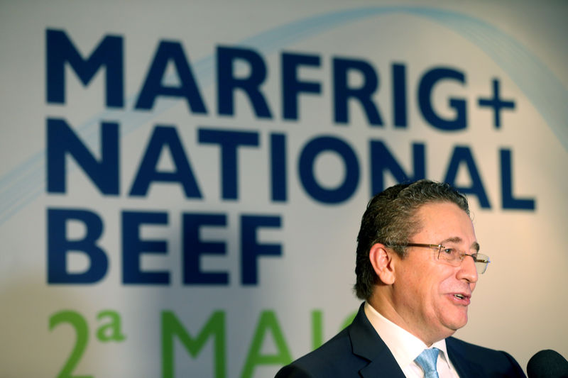 Brazil's Marfrig launches global plant-based meat brand