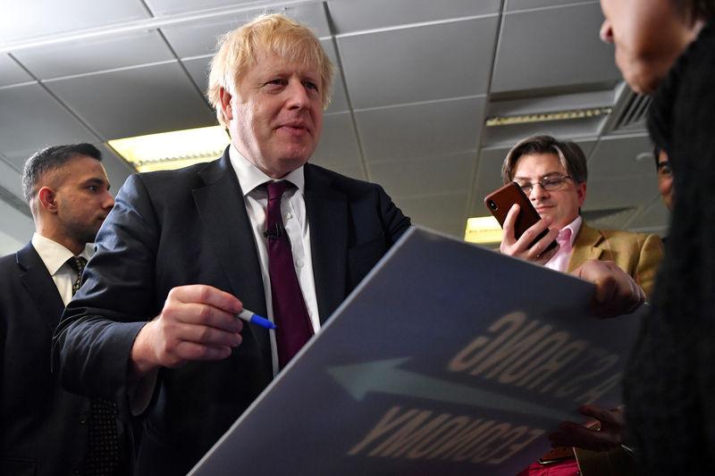 Brexit versus public services: Rival British leaders make final campai