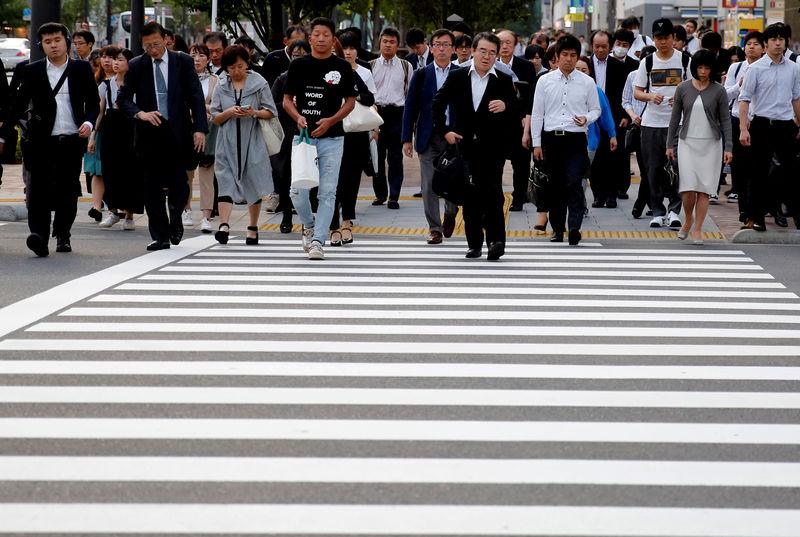 Japan upgrades third-quarter GDP as consumer, business strength absorb