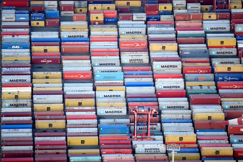 Surging exports lend a fillip to flagging German economy By Reuters