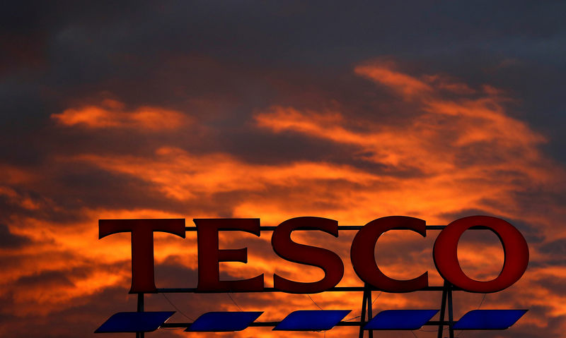 Tesco shares jump on possible sale of Asian business By Reuters